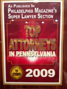 Super Lawyers Top Attorneys in Pennsylvania